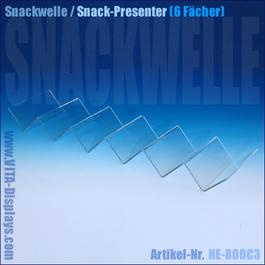Snackwelle / Snack-Presenter (56,5 x 15,0 cm)