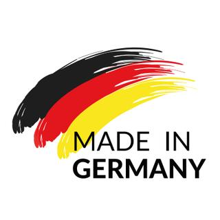 "Kühlschrankmagnet ""Made in Germany"" homeBLOCKrocks®"