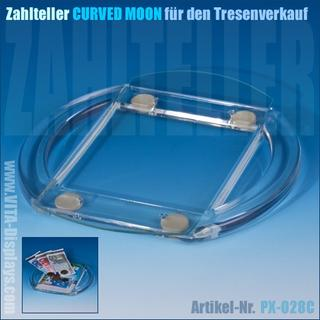 Zahlteller / Cash-Tray CURVED MOON